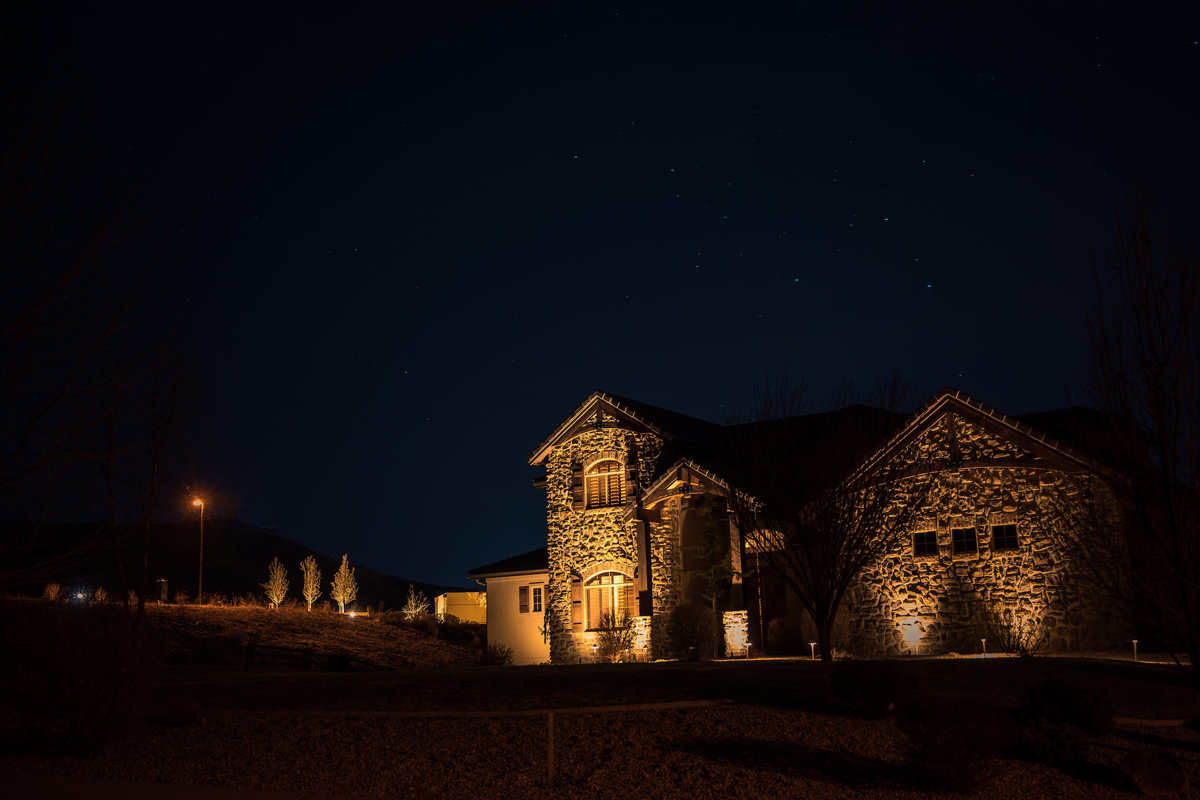 5 Benefits of Outdoor Lighting