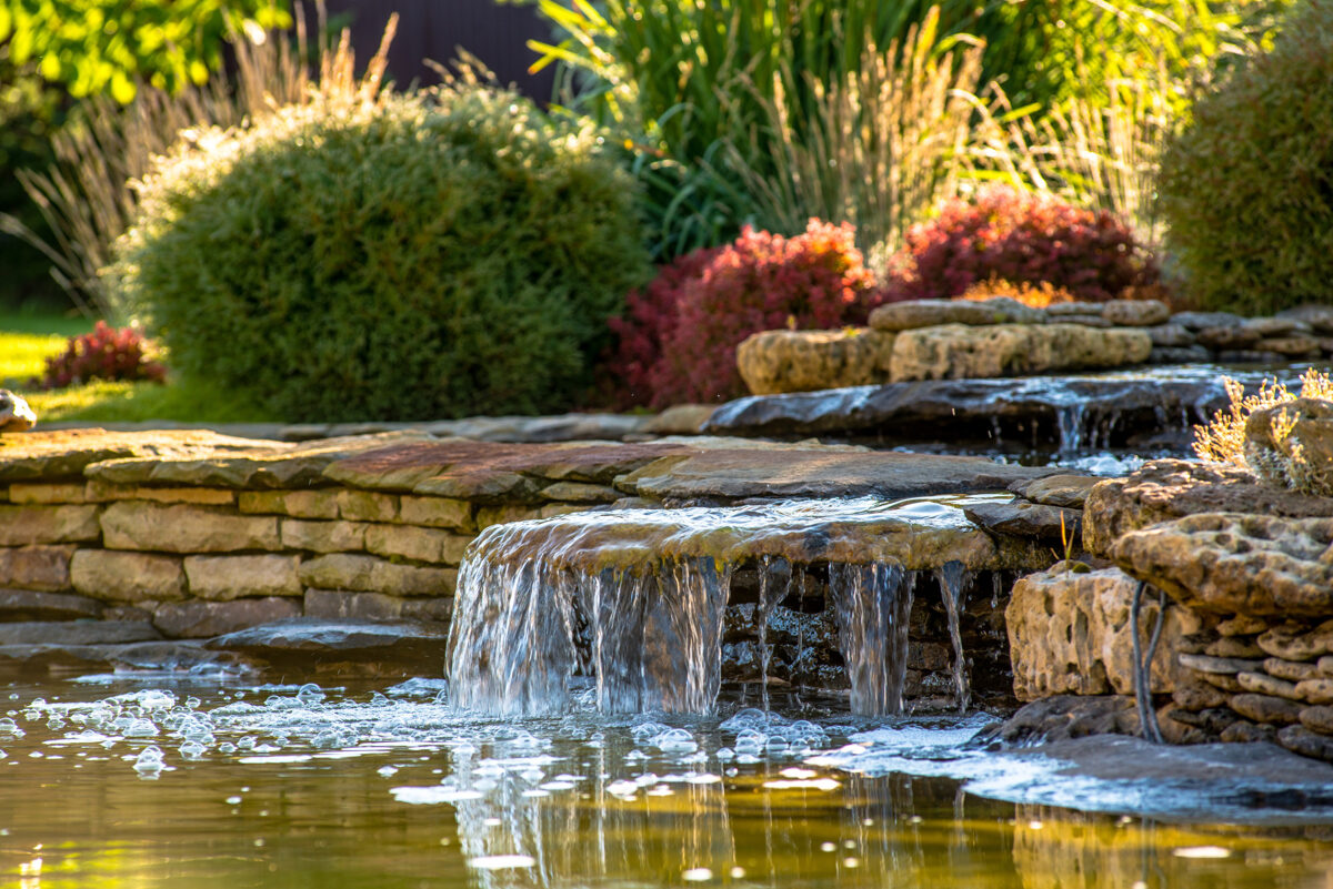 The Benefits of Yard Waterfall Installation